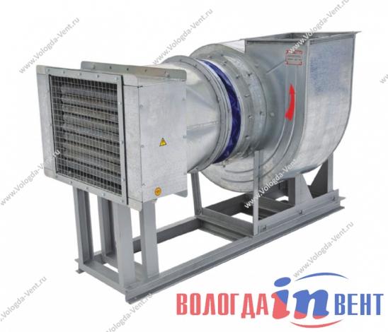 Электрокалориферные установки ЭКОЦ