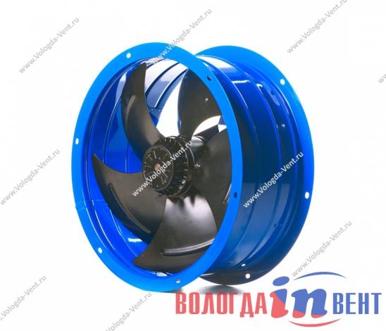 Вентиляторы осевые фланцевые круглые